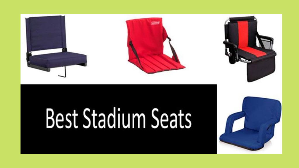 5 Best Stadium Seats