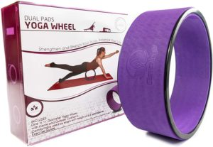 Clever Yoga Stretching Chirp Wheel