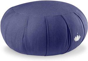 Lotuscrafts Zafu Meditation Cushion