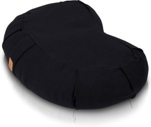 Seat Of Your Soul Crescent Meditation Cushion