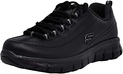 Skechers Work Sure Track Trickel Slip-Resistant Shoe