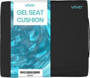 Vive Wheelchair Cushion Gel Seat Pad