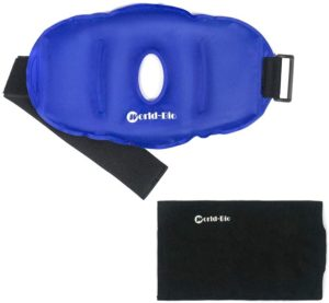WORLD-BIO Knee Ice Pack Wrap for Injuries