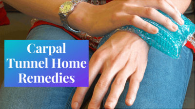Carpal Tunnel Home Remedies