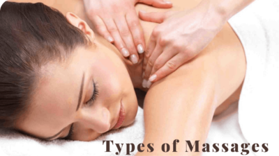 types of massages