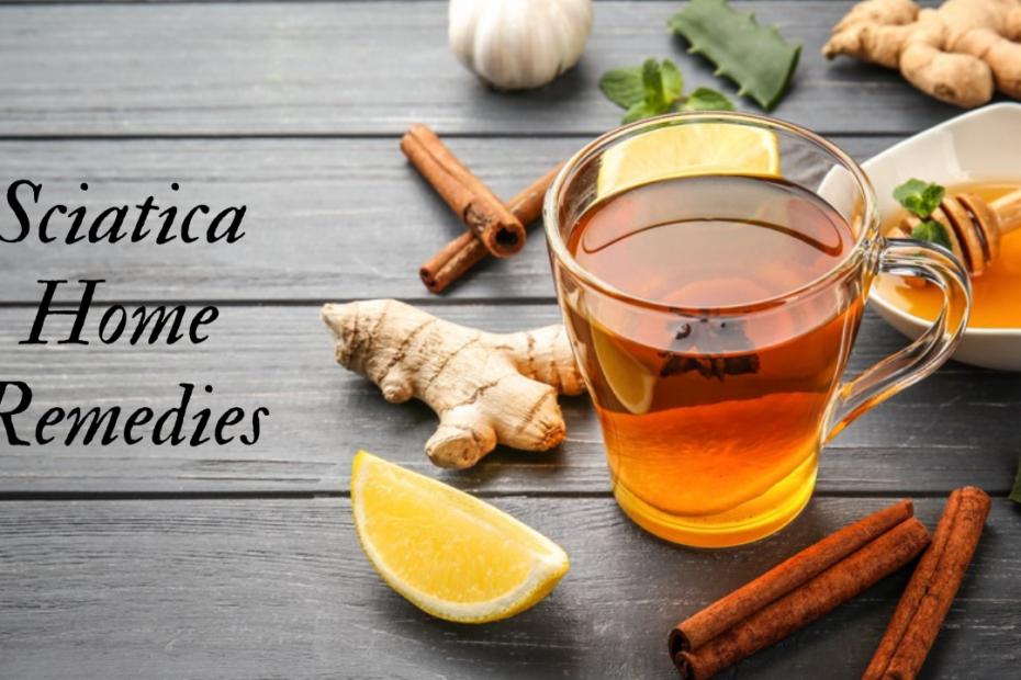sciatica home remedies