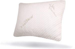 Snuggle-Pedic Memory Foam Pillow (Bamboo case)