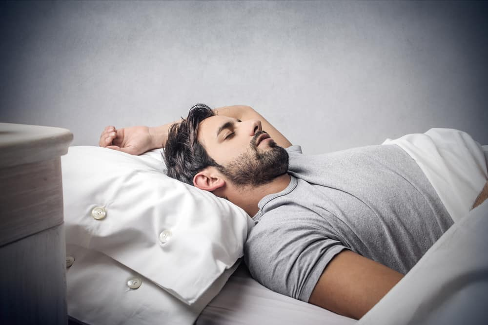 The best position for neck pain