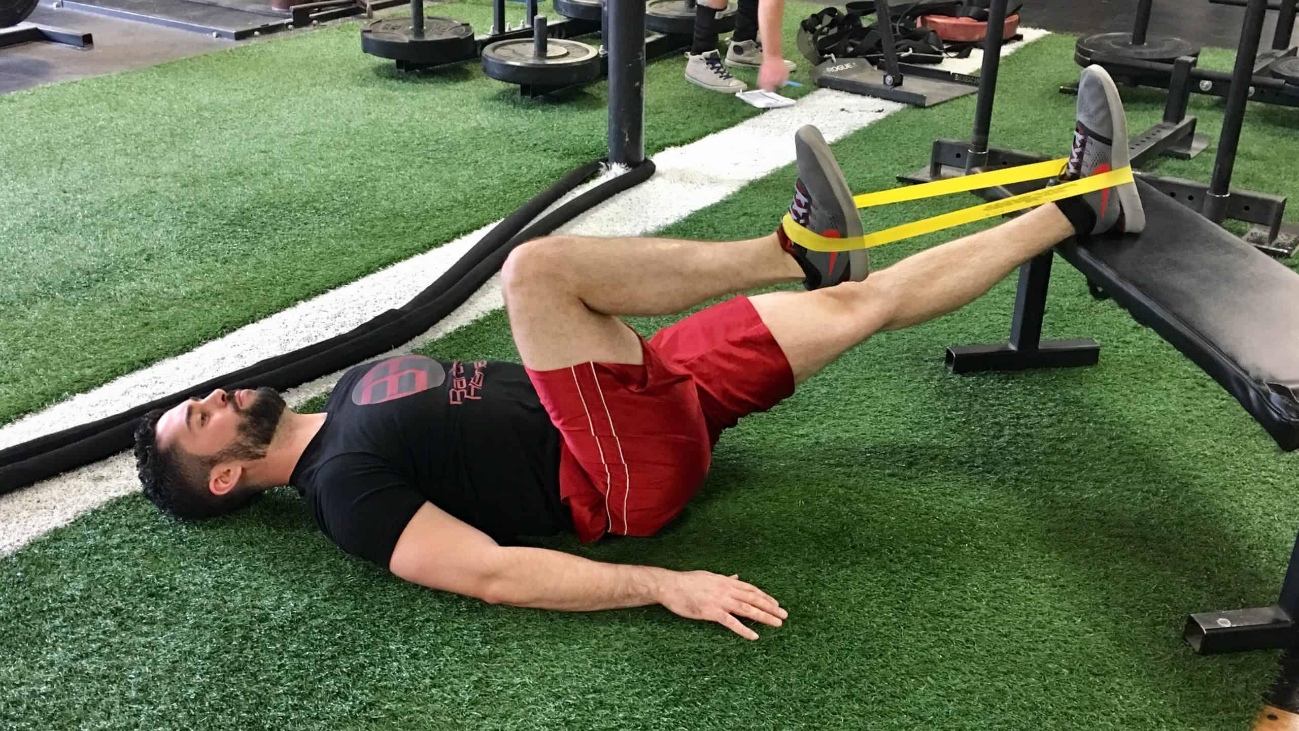 hip flexor strengthening exercises
