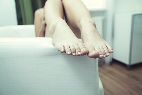 how to fix flat feet