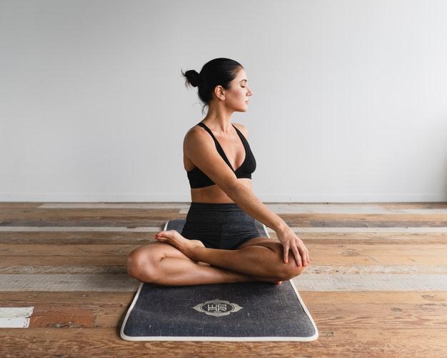 yoga for upper back pain